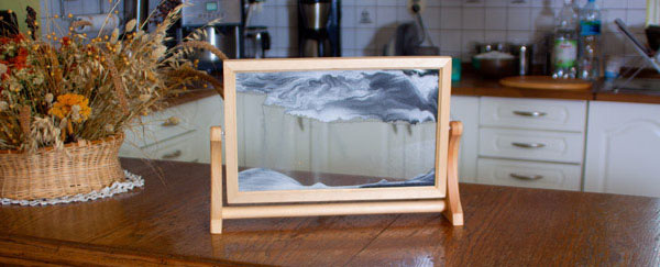 Sand pictures original interesting unusual gifts moving sand images